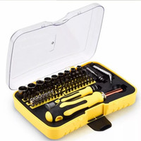 Wholesale Disassembly Tools Kit - Sturdy Hardware Screw Driver Set 70 In 1 Household Disassembly Screwdriver Kit Durable Metal Repair Tools New Arrival 35py B