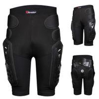 pantalones de carreras de motocross al por mayor-HEROBIKER Overland motocicleta armadura pantalones pierna culo Motocross protección equitación Racing Equipment Gear Motocross Protector