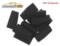 ingrosso copia chiave del chip toyota-5 pz x CN1 Chip Copy 4C chip Transponder CN1 Chip per programmatore chiave automatica ND900 CN900