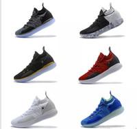 Wholesale shoes basket online - Cheap KD EP Elite Basketball Shoes KD s Men Multicolor Peach Jam Mens Doernbecher Trainers Kevin Durant EYBL All Star BHM Sneakers