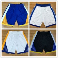 Wholesale Man Performance - HOT SALE 2018 New Season Authentic Performance Running Basketball Jersey Shorts Men 35 kevin durant 30 stephen curry Mens Short Jerseys