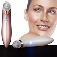 Wholesale instruments home for sale - Group buy Hot Beauty Apparatus Blackhead Skin Care Beauty Electric Artifacts Acne Home Pores Clean Exfoliating Cleansing Facial Instrument