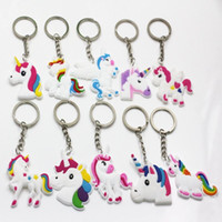 Wholesale Living Room Curtains Sale - Cartoon Key Buckle Non Toxic Cute Silicone Keychain Eco Friendly Mini Keys Ring Factory Direct Sale 0 7xh X
