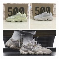 Wholesale Cheap Designer Box - Cheap sale With Box 2018 New zy Boost 500 Kanye West SPLY Women Men Mens Luxury Running Designer Shoes Sneakers Trainers 36-45