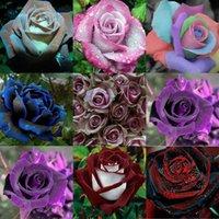 144//288pcs Paper FLOWER 1.5 CM ROSE Wedding Favor BIRTHDAY Party decoration