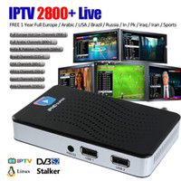 Wholesale Premium Tv - IPTV Android TV Box Premium with 2800+ Live Channels inside Full European Arabic French support APK IPHD,USB wifi X96 Mini
