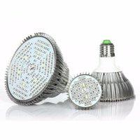 par38 ışık arttırır toptan satış-Led bitki büyüme aydınlatma tam spektrum bitki lambası 80 W par38 lamba büyümek kapalı bitki büyüme lamba led