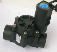 "Wholesale Gas Solenoid Valve - NWE Normally Closed 24v 3 4"" DC Electric Solenoid Valve Water Gas"