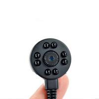 микропроволочная камера оптовых-Аналогия Mini Camera HD CCTV Mini Camera поддержка дискового рекордера видео аудио Micro Security Cam ночного видения проводной камеры