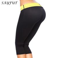 56549ce0632b2c body shaper leggings NZ - hot weight loss pants women slimming body shaper  tummy control panties