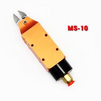ms bakır toptan satış-Kalite MS-10 + S4 pnömatik Hava Pense Makas Havalı Metal Demir ve Demir Makası