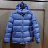 en çok satan rahat kıyafetler toptan satış-En çok satan yüksek kalite Erkekler Casual Aşağı Ceket Aşağı Palto Mens Açık Sıcak Tüy elbise adam Kış Ceket dış giyim ceketler