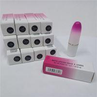 Wholesale matte peach color lipstick resale online - New Arrival Peach lipstick g Lips Makeup Lipstick Colors Long lasting Matte Lipstick Limited Edition