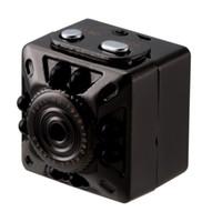 venta de grabadora al por mayor-Venta al por mayor-Venta caliente SQ10 Mini cámara grabadora HD Sensor de movimiento Micro USB Cámara Full HD 1080P Mini videocámara Cámara infrarroja de visión nocturna