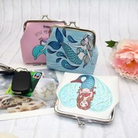 Lovely Red Pepper Vintage Pouch Girl Kiss-lock Change Purse Wallets Buckle Leather Coin Purses Key Woman Printed