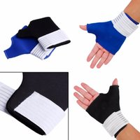 Wholesale 1 Pair Thumb Wrap Hand Palm Gloves Wrist Brace Support Splint Arthritis Relief Sleeves