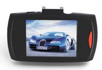 """ingrosso supporto telecamera nascosta ip-2018 nuovo G30 2.4 """"Car Dvr 120 gradi grandangolare Full 720P Car Registratore Registratore per auto visione notturna G-Sensor buona voce"""