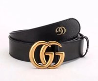 Wholesale pu ceinture online - 2018 men belt designer Genuine Leather Luxury Belts For Men Women Leisure belt gift ceinture
