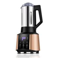 licuadoras usadas al por mayor-licuadora comercial Acero inoxidable gran capacidad Uso industrial Alta velocidad, producto de granos / molienda de café, Exprimidor, Mezclador