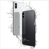 Wholesale silver heart usb - Goophone X iX unlocked 5.5 inch HD phones Android 7.0 Octa Core MTK6592 show 4G LTE 4GB RAM 256GB ROM Smartphones