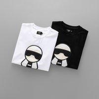 Wholesale t shirt decoration - slim fit sleved t-shirt Men tshirts for fashions short sleeve poloshirt Shirt 2018 summer man Diamond decoration clothes cool
