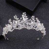 2018 New Arrival Beautiful Elegent Crystal Headband Accessories Vintage Sparkling Wedding Supplies Headpieces Handmade Bridal Accessories