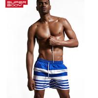 3b608b5f24d4 2018 Mens Clothing Beach Shorts Quick Dry Man Board Boxers Anti-Sweat Cool  Guy Summer Board Shorts Casual Mans Short pants