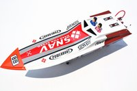Wholesale Red Fiberglass - Wholesale-DT G26A 26CC Gasoline NEW TRAINING BOAT   Challenger Gasoline RC Racing Boat with 26CC Engine