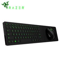 Wholesale wireless razer - Razer Turret Gaming Lapboard Wireless Bluetooth Mouse Keyboard Kit With 2.4G Receiver For Living Room Gaming Mouse Keyboard