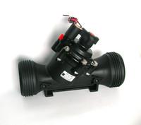 управление клапанами оптовых-Solenoid Control Valve with 2-way internal control & flow stem