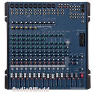 Wholesale Dj Audio Mixers - Wholesale-Professional Audio Mixer 16 Channels Mixing Board Console MG166 Mezcladora De DJ