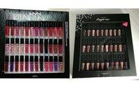 Wholesale lingerie soft - Hotsale NYX SOFT MATTE LIP CREAM 36 colors 36PCS Set Lipstick Lip Gloss Matte NYX Lingerie Vault 30 colors Lip gloss 30pcs Makeup set