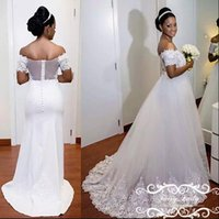 Shop Mermaid Wedding Dresses For Short Women UK | Mermaid Wedding ...