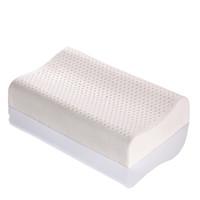almohadas cervicales de látex al por mayor-látex almohada para dormir cuello cervical almohada ortopédica dormitorio blanco memoria de una pieza envío gratis