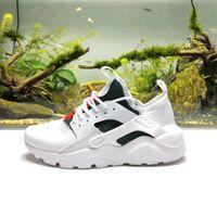 Wholesale athletic shoes men design resale online - Mens Design Shoes Huarache Running Shoes Ultra Run Women Men Huaraches Sneakers Athletic Sports Shoes Trainers Huarache Size