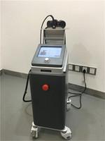 Wholesale slim sculpting machine resale online - Vertical Radio Frequency RET weight loss body slimming electric transfer deep body sculpting Skin tightening machine