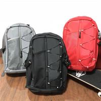 mensageiro mochilas para as mulheres venda por atacado-Mochila de moda Marca Homens Mulheres Mochila de Nylon À Prova D 'Água Bolsa de Ombro de Lazer Saco de Viagem Estudante Saco Do Mensageiro 3 M Mochila Reflexiva
