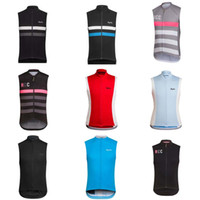 Wholesale custom team clothing - RAPHA team Cycling Sleeveless jersey Vest New Arrival sleeveless vest Can Choose any size color Accept custom cycling clothing 840704