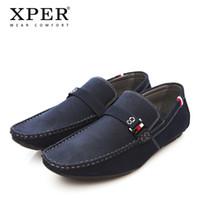Wholesale men tenis shoes - Men Shoes NEW Men Loafers Summer Cool Autumn Winter Men's Flats Shoes Low Man Casual Sapatos Tenis Masculino XPER