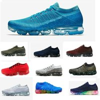 Wholesale transparent shoes men - Transparent Sole Running Shoe 2018 For Men Casual Sneakers Sports Shoes Hiking Vapor Outdoor Jogging Athletic Sports Shoes 40-45