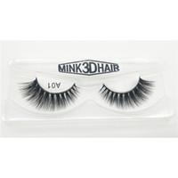 Wholesale Transparent Gift Boxes Wholesale - 3D False Eyelashes 22 Styles Handmade Beauty Thick Long Soft Lashes Fake Eye Lashes Eyelash Gift Box Package DHL Shipping 3001217