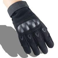 outdoor-sport vollfinger taktische handschuhe großhandel-Neue Art-Qualitäts-preiswerte im Freiensport-Armee-taktischer Kampf-Trainings-Aufgabe-schützende volle Finger-Handschuhe