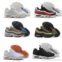 buy popular 4d938 5212f Nike air max supreme off white Vapormax nike nmd Asics vans Top qualité  Chaussures De Course Hommes Coussin OG Sneakers Bottes Authentique 95  Nouveau ...