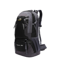 outdoor sport big size 60L mountaineering luggage travelling backpack bag 89fd3827bcdec