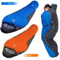 Wholesale sleeping bags for children online - Ultralight Mummy Sleeping Bag for Camping Backpacking Hiking Traveling Season Lightweight Portable Waterproof Sleeping Bag H225Q