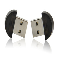 volvo mini оптовых-Мини USB Bluetooth 2.0 адаптер CSR двойной режим беспроводной BT Dongle передатчик 2.0 USB адаптер