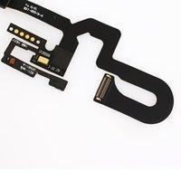 lente flexible al por mayor-Nuevo Lens Flex Cable Frente de la cámara Lente Flex Line Servicio Cámara Flex Cable para iPhone 7