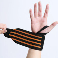 Wholesale code uniform for sale - Group buy Professional Sporting Wrist Guard Motion Accessories Compression Twining Strong Durable Wrist Supports Uniform Code Unisex Hot Sale hb ii