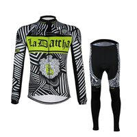 Wholesale jersey cycling saxo green for sale - SAXO BANK TINKOFF Cycling long Sleeves jersey bib pants sets outdoor sports men s tops wear comfortable breathable quick drying