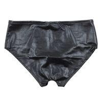 offene gabelung damen schlüpfer großhandel-Open Crotch Pants Unterwäsche Hosen für die einfache Penetration Female Sex Panties Damen Slips Black Thongs Sexy Dessous Adult Dress Sexuelle Abnutzung
